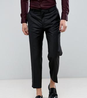 Heart & Dagger Укороченные брюки прямого кроя. Цвет: черный