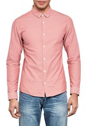 Рубашка Q/S designed by. Цвет: розовый