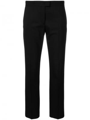 Укороченные брюки со складками Paul Smith. Цвет: чёрный