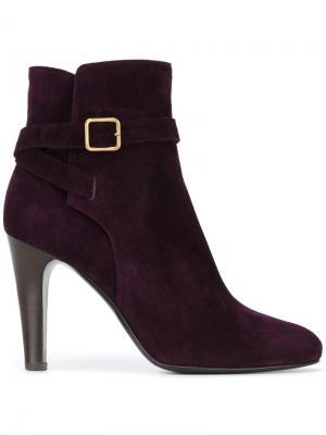 Ботинки Karluz Michel Vivien. Цвет: розовый и фиолетовый