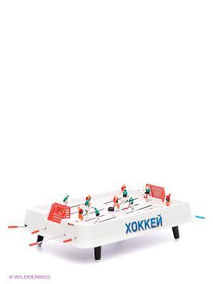 Настольная игра Хоккей X-Match. Цвет: белый, синий, красный