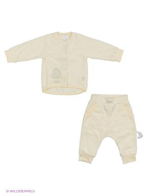 Комплекты одежды для малышей SMIL. Цвет: кремовый