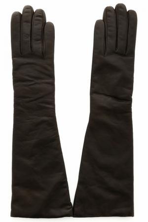 Перчатки P.A.R.O.S.H.. Цвет: коричневый