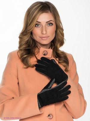 Перчатки Modo. Цвет: черный, серый
