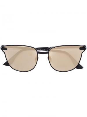 Солнцезащитные очки Pharaoh Le Specs. Цвет: чёрный