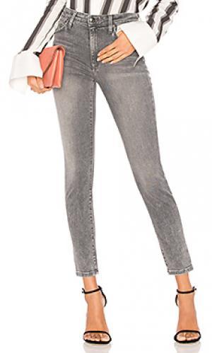 Скинни джинсы до лодыжек the charlie Joes Jeans Joe's. Цвет: none
