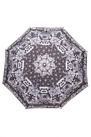 Зонт Jean Paul Gaultier. Цвет: серый