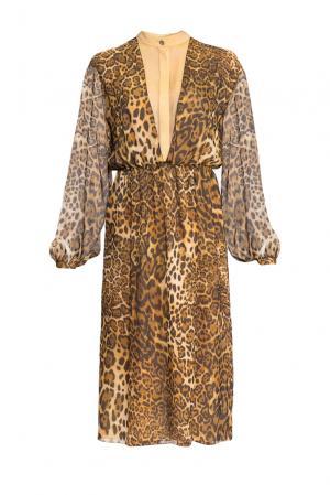 Платье из шелка 156697 Charisma. Цвет: разноцветный