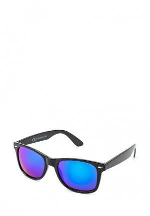 Очки солнцезащитные Visionmania. Цвет: черный