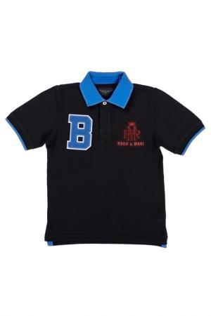 Polo t-shirt Ruck&Maul. Цвет: black