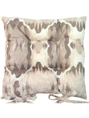 Подушка на стул Каприс Altali. Цвет: бежевый