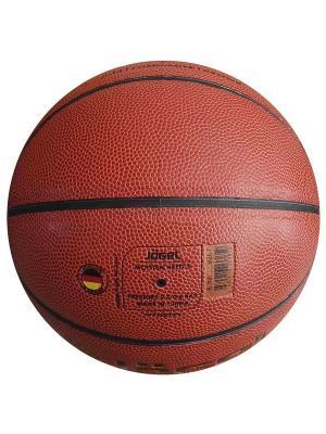 Мяч баскетбольный Jogel JB-700 №7. Цвет: коричневый
