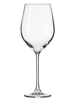 Набор бокалов для воды/сока  Passion (6 шт.) Krosno. Цвет: прозрачный