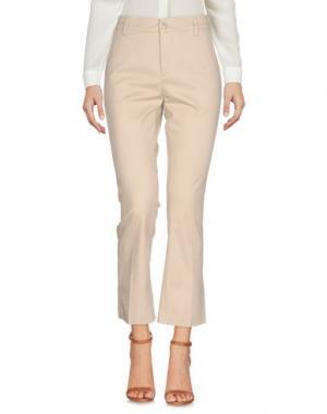 Повседневные брюки KUBERA 108. Цвет: бежевый
