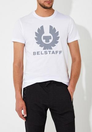 Футболка Belstaff. Цвет: белый