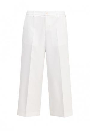 Бриджи Liu Jo Jeans. Цвет: белый