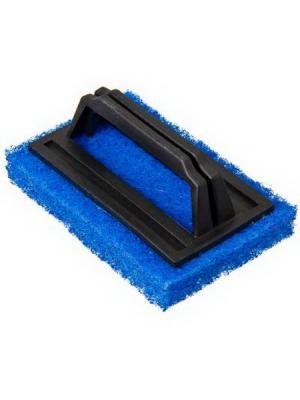 Щетка с ручкой, ПВХ, 14,5х9,5см KONONO. Цвет: синий