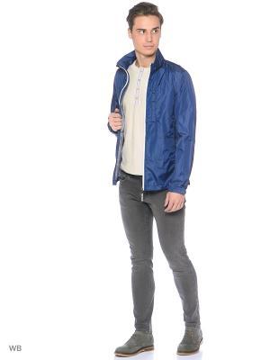 Куртка TOM TAILOR. Цвет: темно-синий, лазурный
