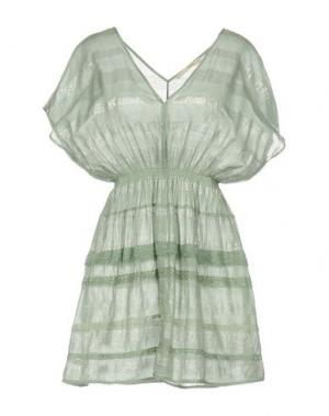 Блузка GOLD CASE SOGNO. Цвет: светло-зеленый