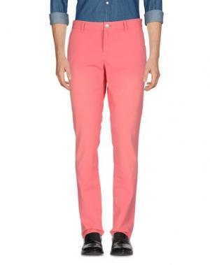 Повседневные брюки AT.P.CO. Цвет: коралловый