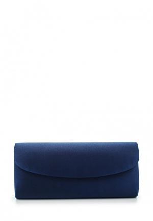 Клатч Menbur. Цвет: синий