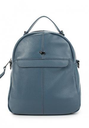 Рюкзак Labbra. Цвет: синий