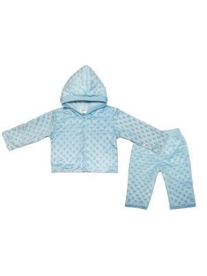 Комплект Жанэт. Цвет: голубой