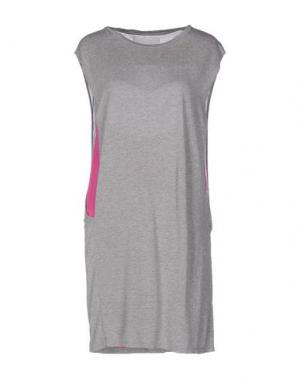 Короткое платье BRAND UNIQUE. Цвет: фуксия
