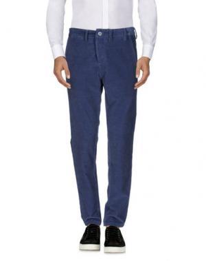 Повседневные брюки NORSE PROJECTS. Цвет: синий