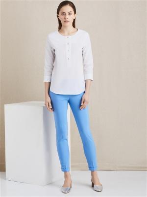Блуза женская Charuel. Цвет: белый
