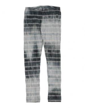 Легинсы CUSTO GROWING. Цвет: серый