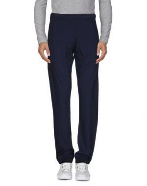 Повседневные брюки MEETING. Цвет: темно-синий