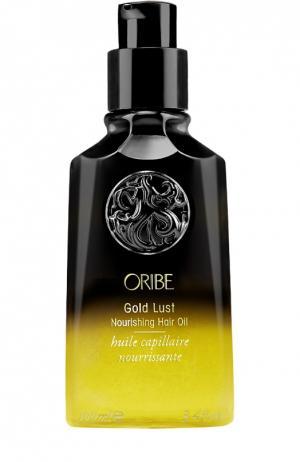 Питательное масло для волос Роскошь золота Oribe. Цвет: бесцветный