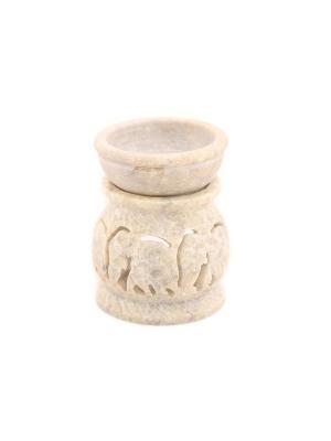 Аромалампа(камень) ГАНГ. Цвет: бежевый