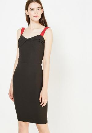 Платье Tutto Bene. Цвет: черный