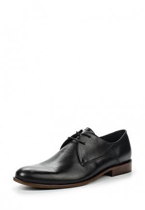 Туфли Wojas. Цвет: черный