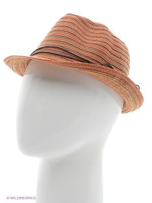 Шляпа Ваша Шляпка. Цвет: оранжевый
