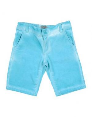 Повседневные брюки GRANT GARÇON. Цвет: лазурный