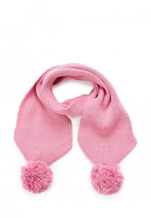 Шарф Modis. Цвет: розовый
