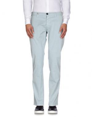 Повседневные брюки DW⁵. Цвет: светло-серый