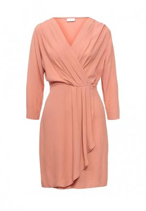 Платье Vila. Цвет: разноцветный
