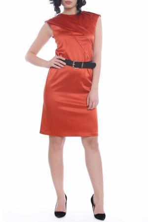 Платье Moda di Chiara. Цвет: red