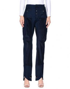 Повседневные брюки LE JEAN DE MARITHÉ + FRANÇOIS GIRBAUD. Цвет: темно-синий
