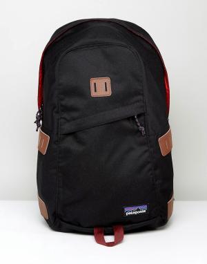 Patagonia Черный рюкзак вместимостью 20 л Ironwood. Цвет: черный