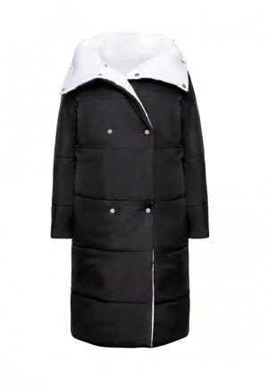 Куртка утепленная iSwag. Цвет: разноцветный