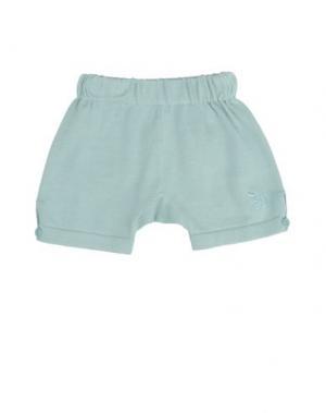 Повседневные брюки BONNIE BABY. Цвет: бирюзовый