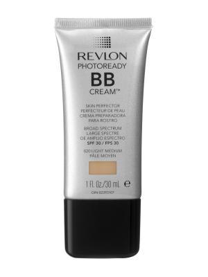 Вв крем Photoready BB Cream, Light medium 020 Revlon. Цвет: бежевый