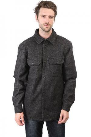Пальто  Shirt Grey Anteater. Цвет: серый