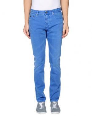 Джинсовые брюки MARC JACOBS. Цвет: синий