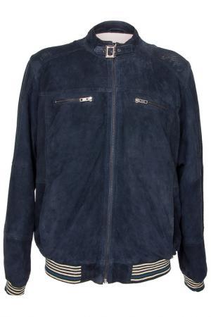 Куртка Zerimar. Цвет: синий